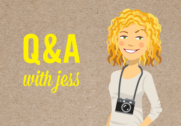Q&A with Jess Jasper