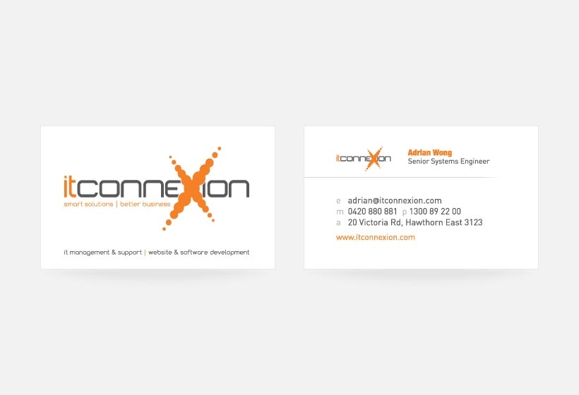 Connexion Business Card